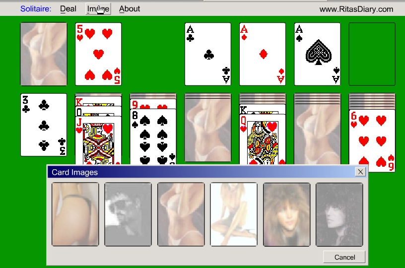 solitaire flash game