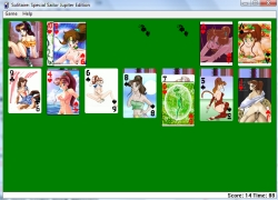 Solitaire Special Sailor Jupiter Edition